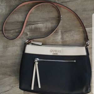 Guess Purse Cross Body Bag - Black Purse